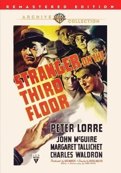 Stranger on the Third Floor (Remastered Edition)
