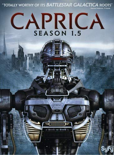 Caprica: Season 1.5 DVD