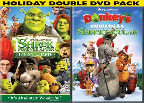 Get Donkey's Caroling Christmas-tacular On Video