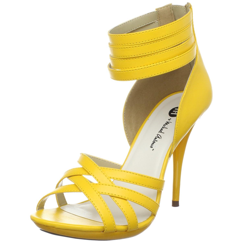 Yellow Bridal Shoes Flats