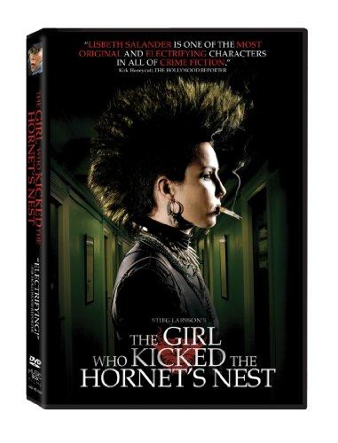The Girl Who Kicked The Hornet's Nest DVD
