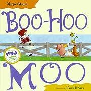 Boo-Hoo Moo de Margie Palatini