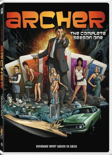 Archer: Season 1 DVD