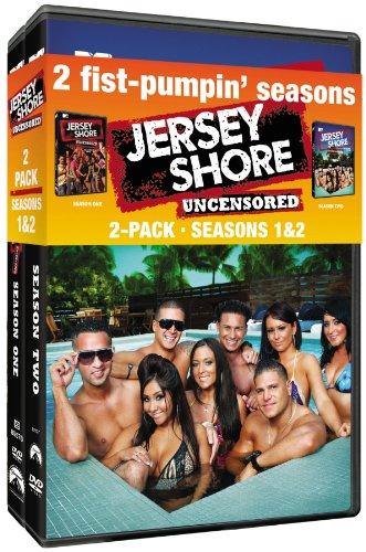 Jersey Shore: Season One & Two DVD