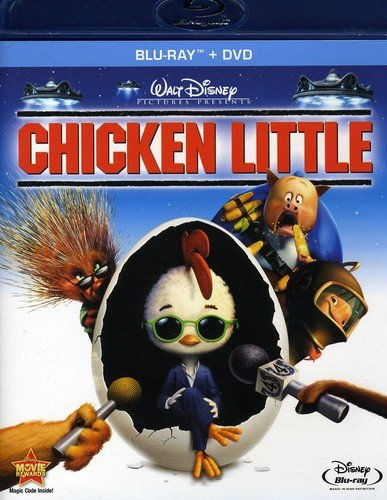 Get Chicken Little On Blu-Ray