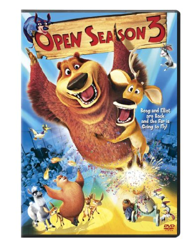 Get Open Season 3 On Video