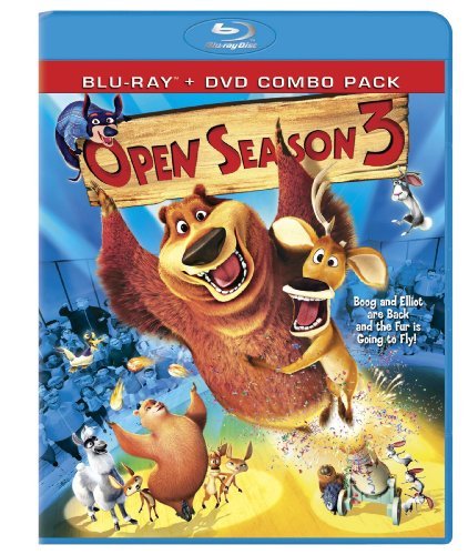Get Open Season 3 On Blu-Ray