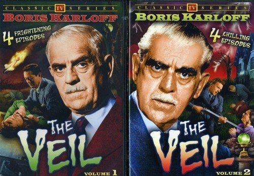 The Veil, Volume 1 & 2 (2-DVD)