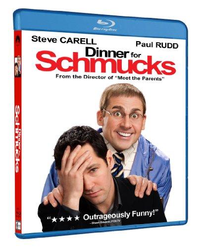 Dinner for Schmucks [Blu-ray] DVD