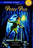 Peter Pan (A Stepping Stone Book) by J.M. Barrie