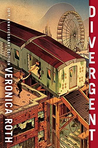 Divergent (Divergent, #1) by Veronica Roth
