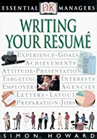 DK Essential Managers: Writing Your Resume…