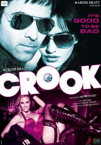 Crook: It's Good to Be Bad (New Hindi Film / Bollywood Movie / Indian Cinema DVD)