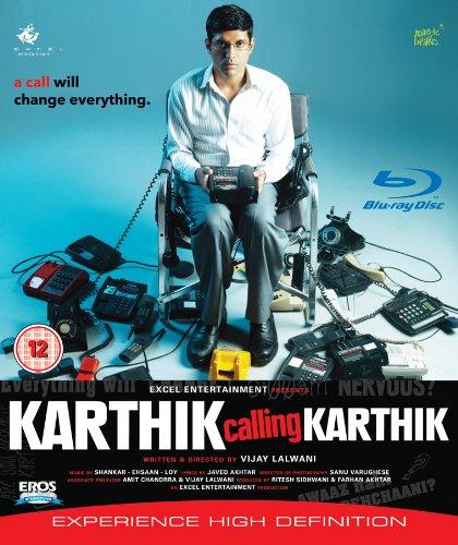 Karthik Calling Karthik Bollywood Blu Ray With English Subtitles [Blu-ray]