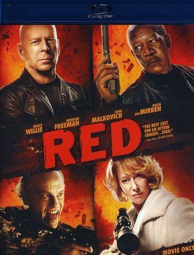 Red [Blu-ray] DVD