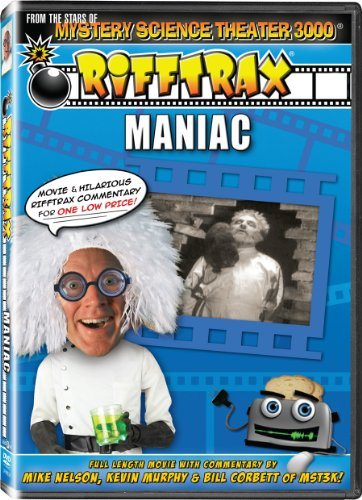 RiffTrax: Maniac - from the stars of Mystery Science Theater 3000!