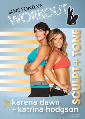 Jane Fonda's Workout: Sculpt + Tone with Katrina and Karena