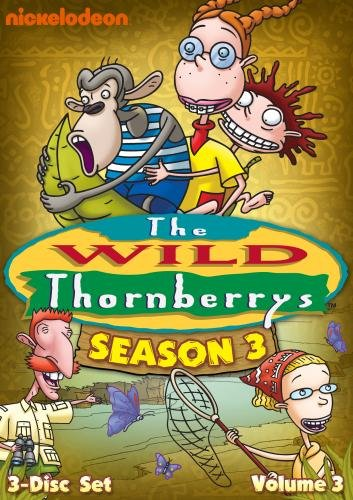 The Wild Thornberrys - Season 3 Volume 3