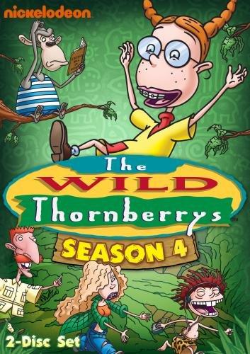 The Wild Thornberrys - Season 4