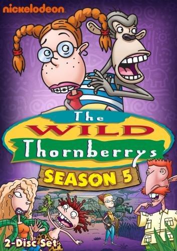 The Wild Thornberrys - Season 5