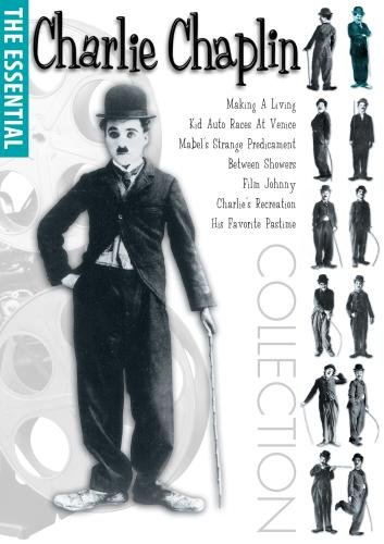 The Essential Charlie Chaplin - Vol. 1: 7 Keystone Comedies