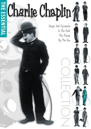 The Essential Charlie Chaplin - Vol. 5: Dough & Dynamite/In The Park/The Tramp/By The Sea