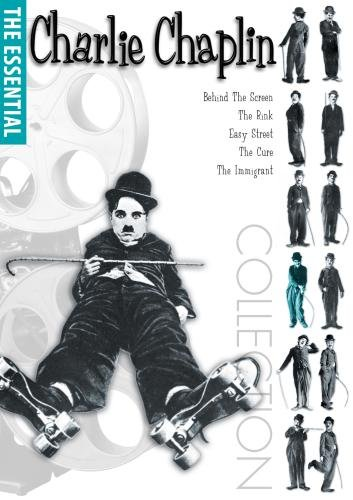 The Essential Charlie Chaplin - Vol. 9: Behind Bars/The Rink/Easy Street/The Cure/The Immigrant