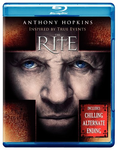 The Rite  DVD