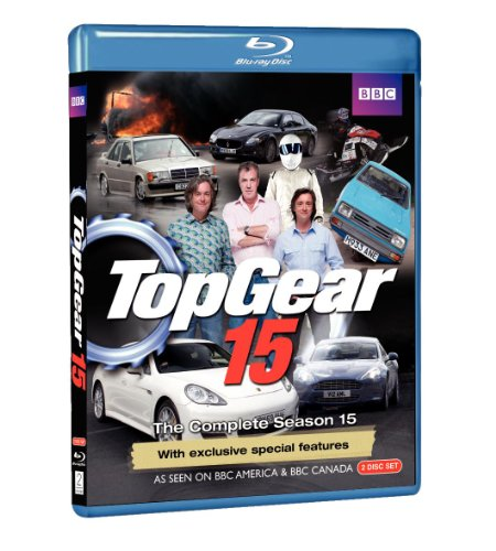 Top Gear 15  DVD