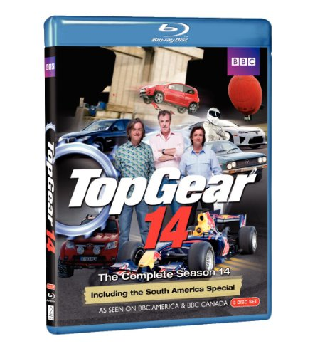 Top Gear 14  DVD