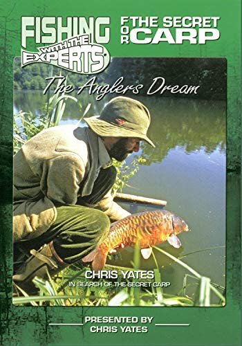 Fishing with the Experts For the Secret Carp with Chris Yates