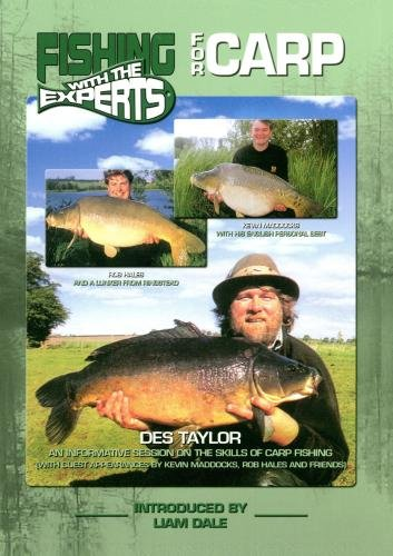 Fishing with the Experts For Carp with Des Taylor