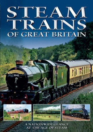 Steam Trains of Great Britain