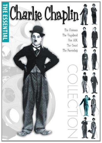 The Essential Charlie Chaplin - Vol. 8: Fireman/Vagabond/One AM/The Count/Pawnshop
