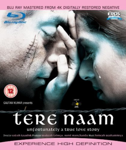 Tere Naam [Blu-ray] (Salman Khan Hindi Film / Bollywood Movie / Indian Cinema)