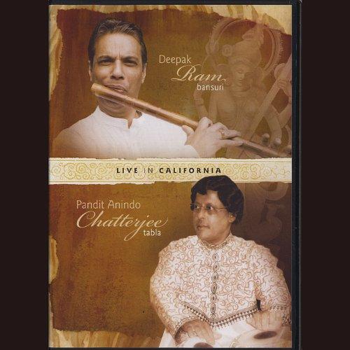 Live in California, Deepak Ram & Pt. Anindo Chatterjee