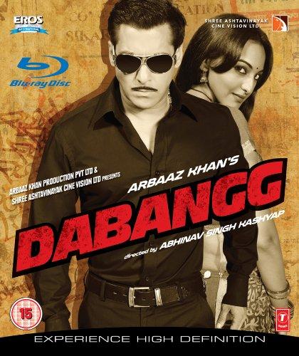 Dabangg Bollywood Blu Ray With English Subtitles [Blu-ray]