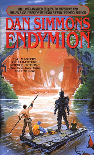 Endymion (Hyperion Cantos, #3) by Dan Simmons