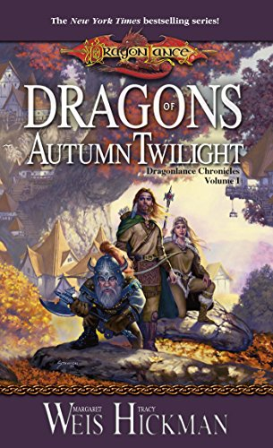 Dragons of Autumn Twilight - Mararet Weis and Tracy Hickman