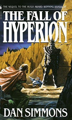 The Fall of Hyperion (Hyperion Cantos, #2) by Dan Simmons