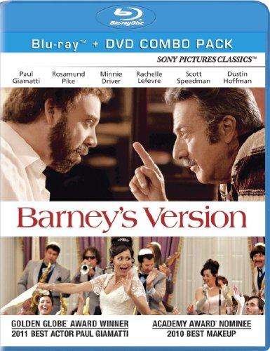 Barney's Version  DVD