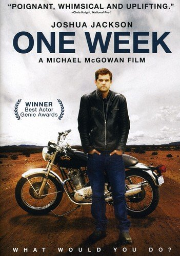 One Week DVD
