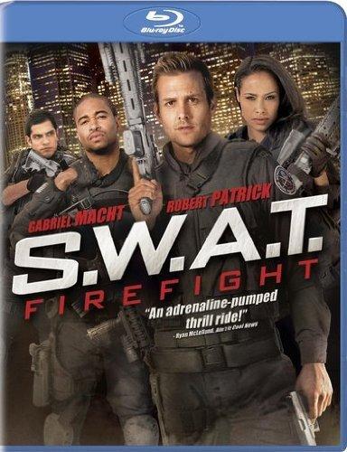 S.W.A.T.: Fire Fight [Blu-ray] DVD