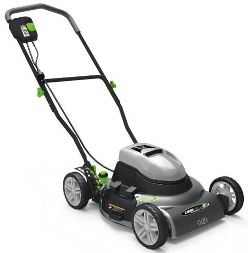 Earthwise 50218 18-Inch 12 Amp Electric Lawn Mower