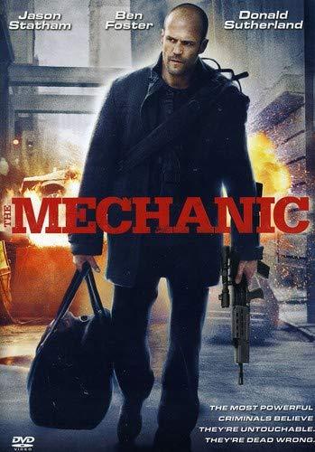 The Mechanic DVD