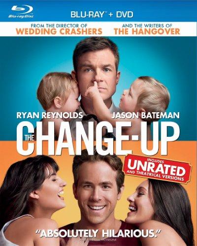 The Change-Up [Blu-ray] DVD