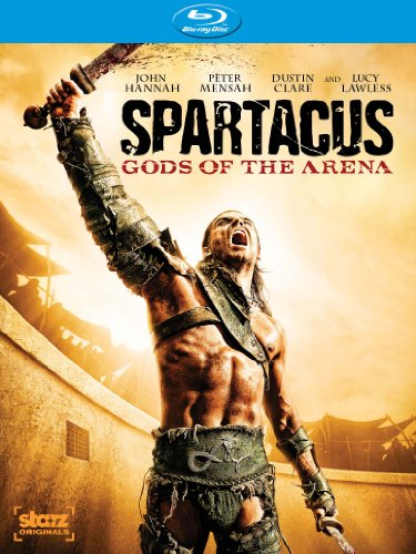 Spartacus: Gods of the Arena [Blu-ray] DVD