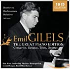 Emil Gilels: Virtuoso With Noblesse [Membran…