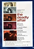 The Deadly Affair (1966) (Movie)