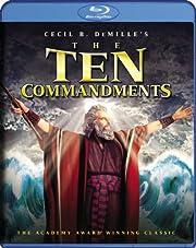 The Ten Commandments (Two-Disc Special…